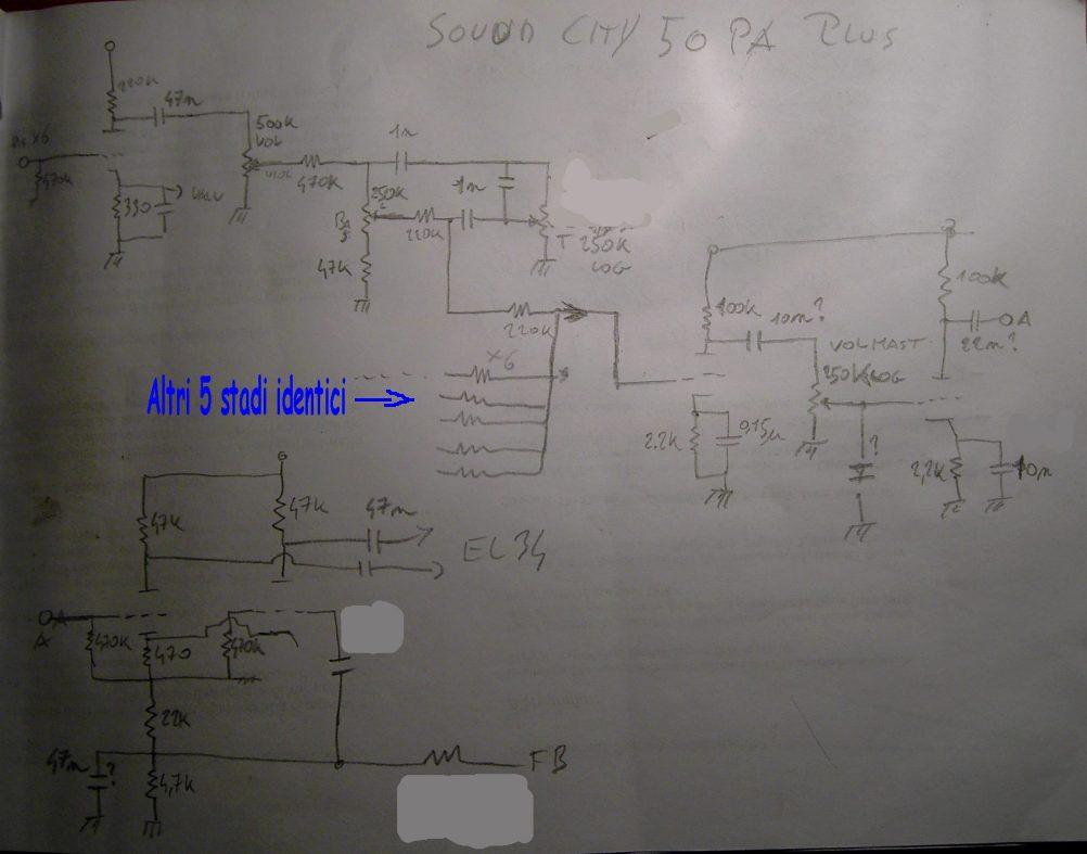 Schemi Elettrici Hi Fi : Angolo del riparatore